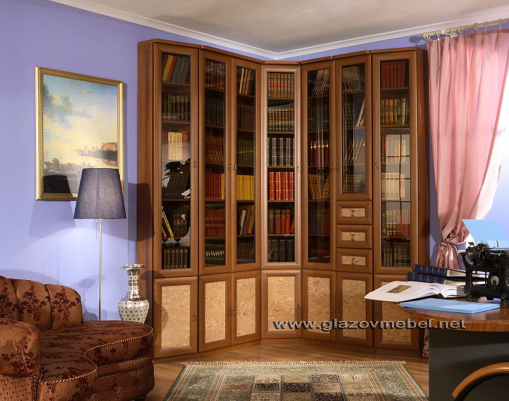 Библиотека Мебель Для Гостиной В Москве